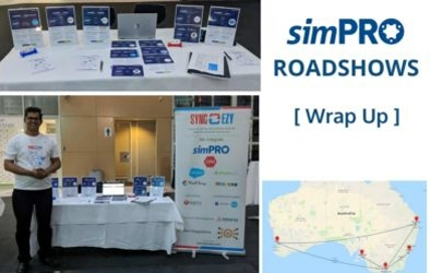 simPRO Roadshow Update