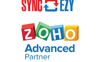 SyncEzy achieves Zoho Advanced Partner status