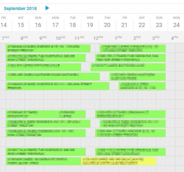 simPRO-Schedule