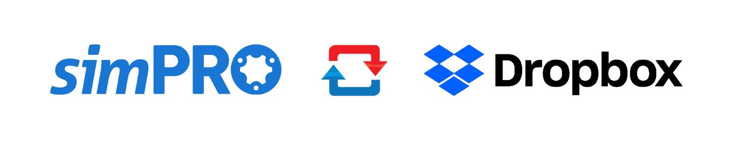 simPRO-Dropbox-Integration-Banner