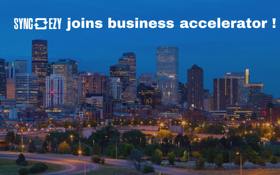 SyncEzy Joins Business Accelerator