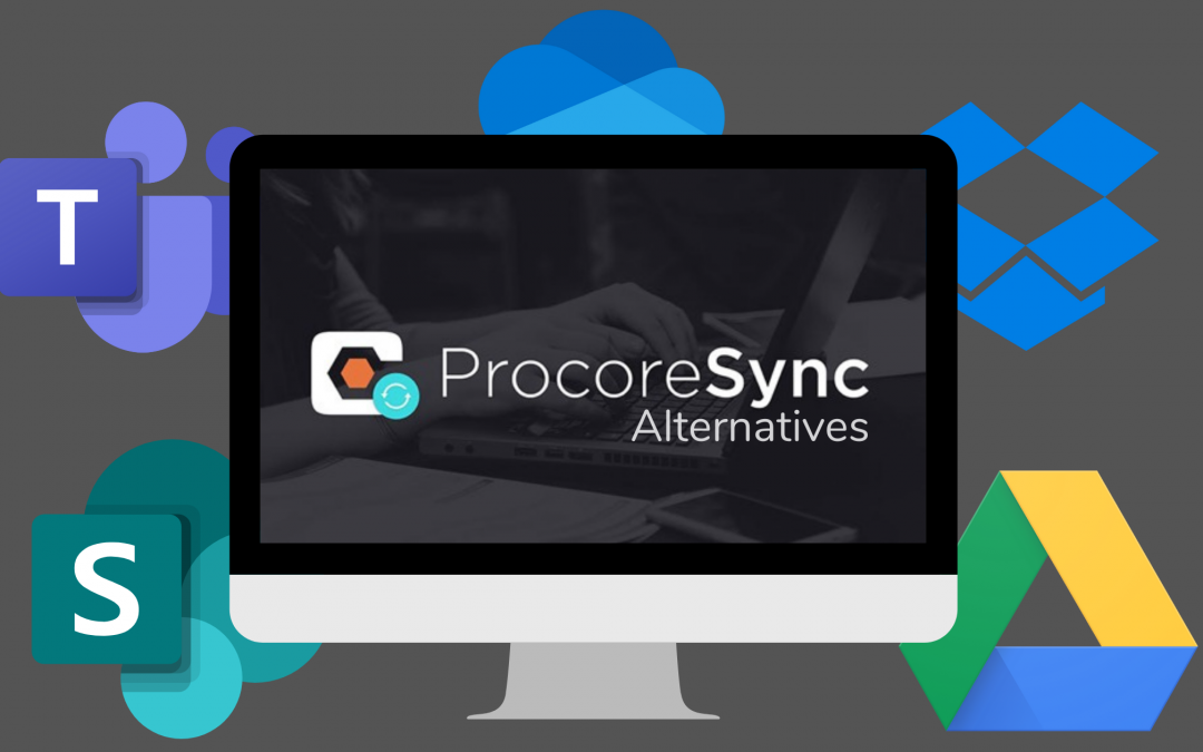 Procore Sync Alternatives