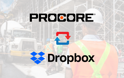 Ready to get started with the Procore to Dropbox integration?