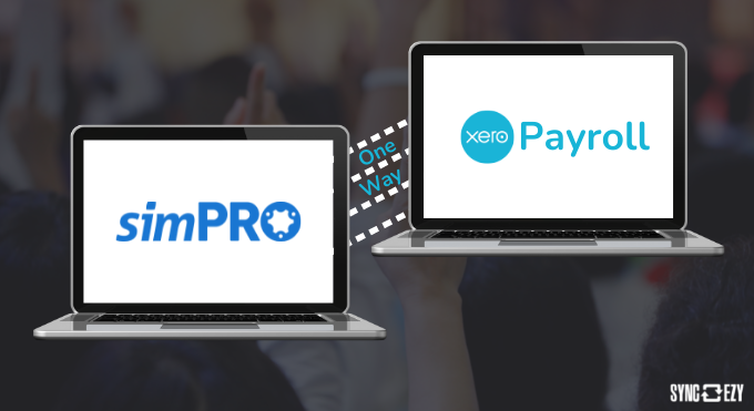 simPRO to Xero Payroll Integration: Walkthrough
