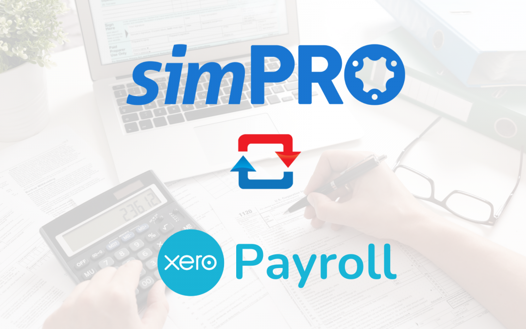 New Integration: simPRO to Xero Payroll