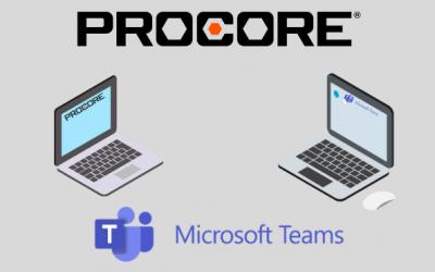 New Integration: Procore to Microsoft Teams