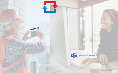 Access files anywhere with Procore files in Microsoft Teams